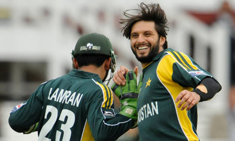 Afridi and Akmal were pivotal for Pakistan