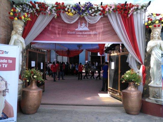 Welcome to WordCamp Kathmandu 2017