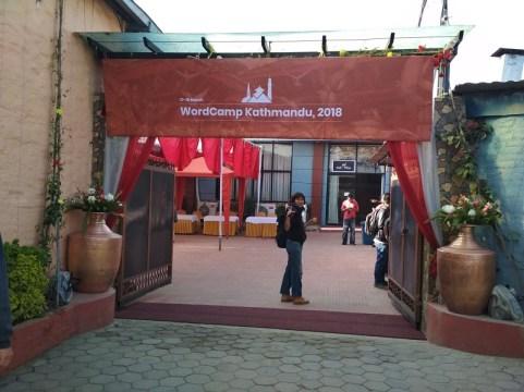 Welcome to WordCamp Kathmandu 2018