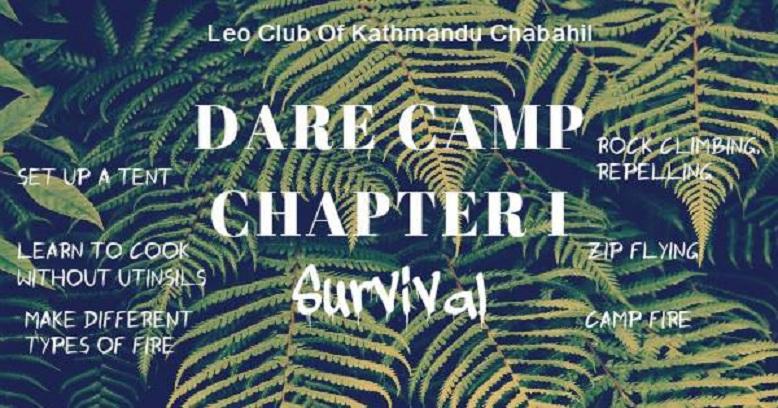 The Dare Camp