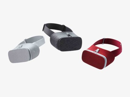 Daydream VR Headsets. Image Credit: Wired