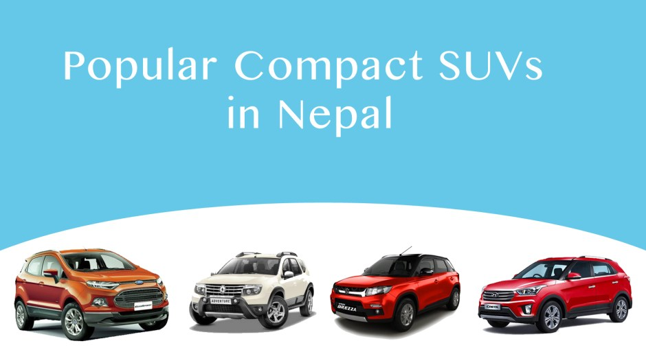popular compact SUVs in Nepal