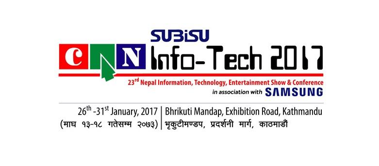 CAN InfoTech 2017 logo