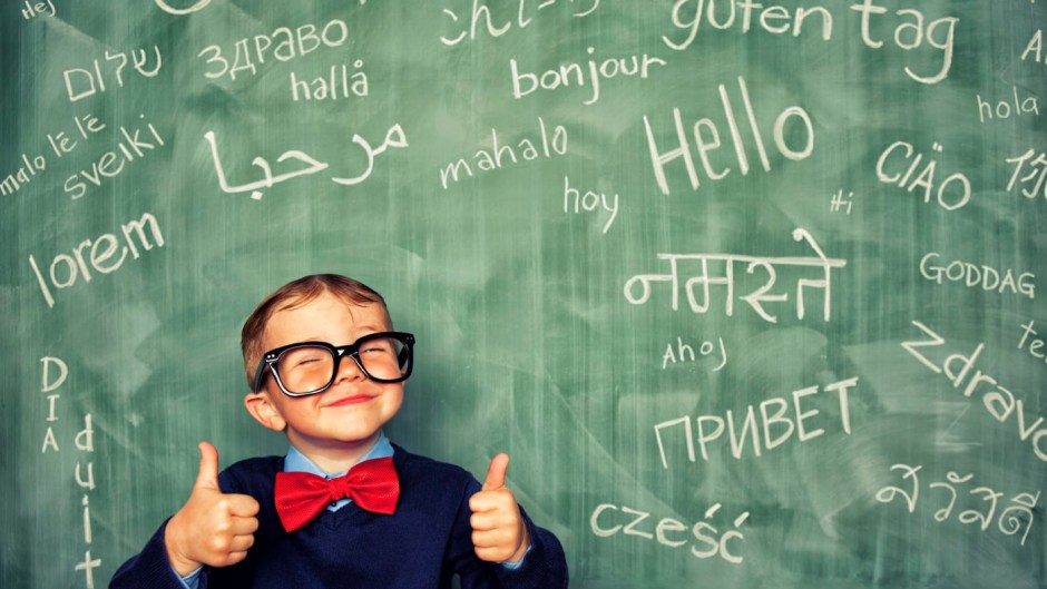 learn a foreign language