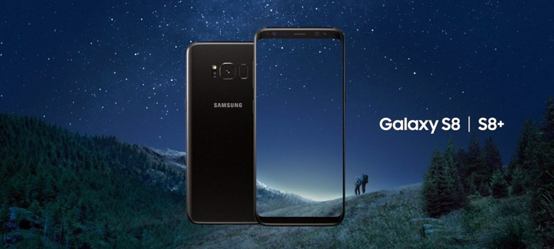 Samsung Galaxy S8 and Galaxy S8+