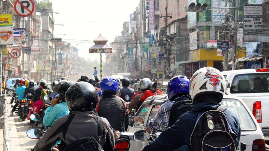 Noisy bikes banned in kathmandu
