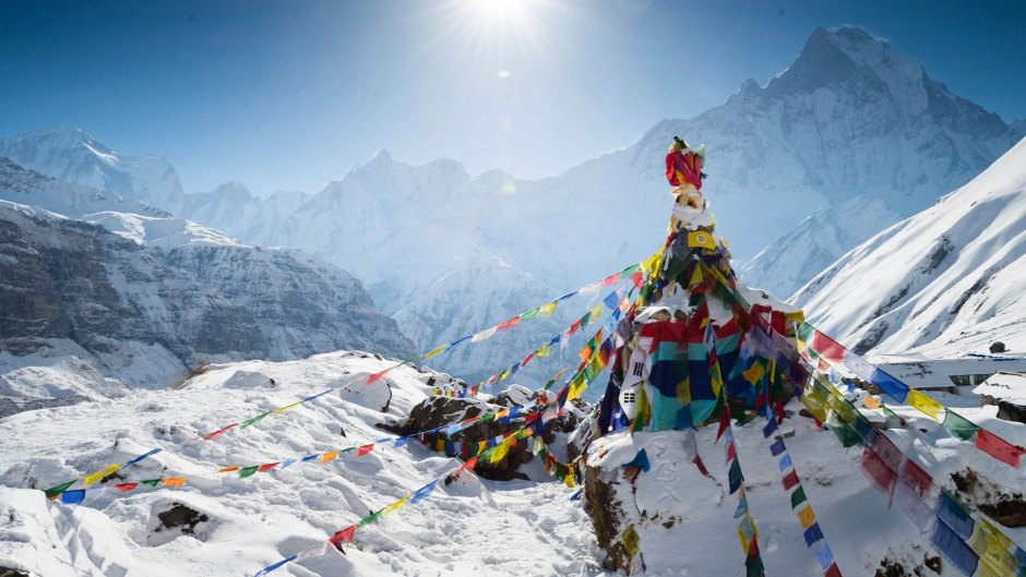 10 Fascinating Facts about Nepal. Image Credit: G-Adventures