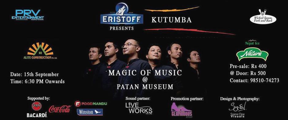 Kutumba Magic of Music. Image Source: Facebook
