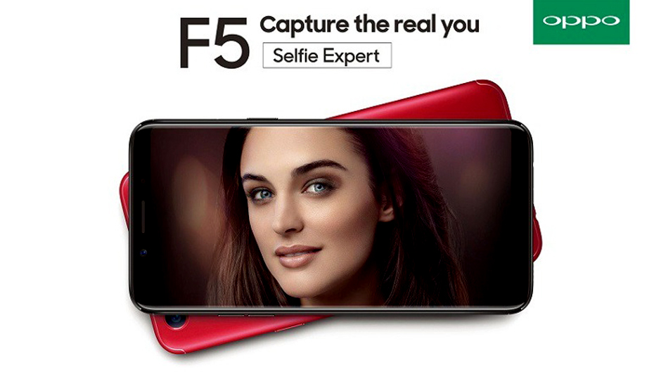 Oppo to Launch Oppo Selfie Expert F5 in Nepal. Image Source: Pocketnow