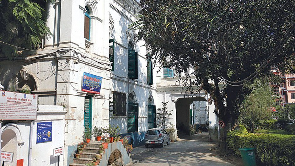 Historic Bagh Durbar to get demolished. Image Source: Ekantipur