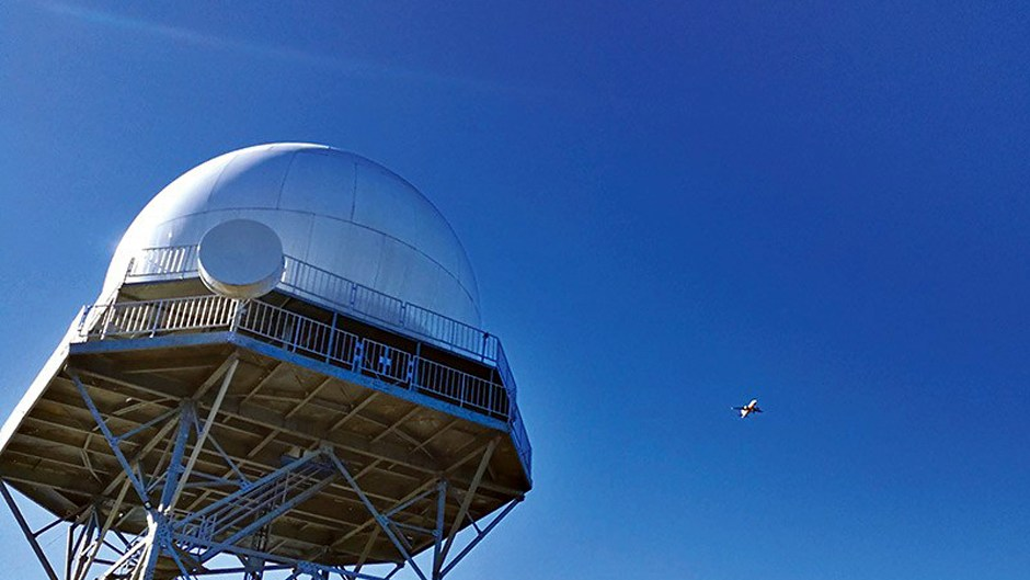 Advanced Radar System to Make Nepal's Skies Safer. Image Source: Himalayan Post