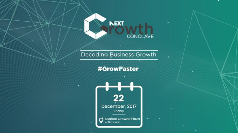 NEXT Growth Conclave | Nepal's Largest Entrepreneurship Conference. Image Source: Glocal Khabar