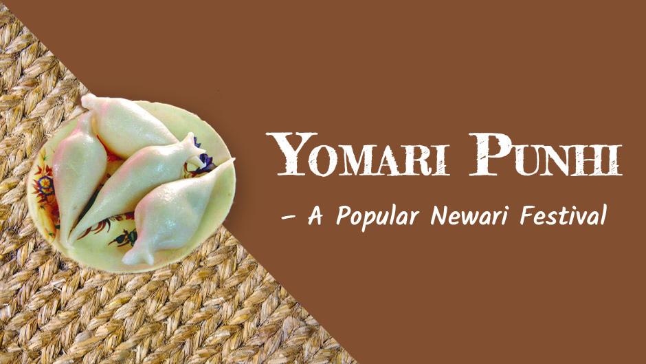 Yomari Punhi – A Popular Newari Festival.