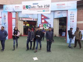 CAN InfoTech 2018 entrance