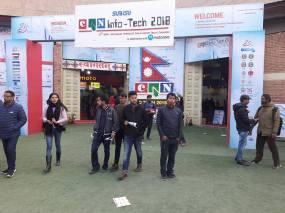 CAN InfoTech 2018 entrance