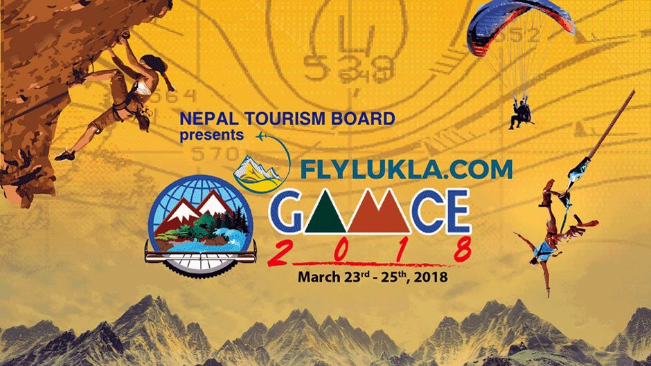 Global Adventure & Mountaineering Conference and Expo 2018. Image Source: Facebook