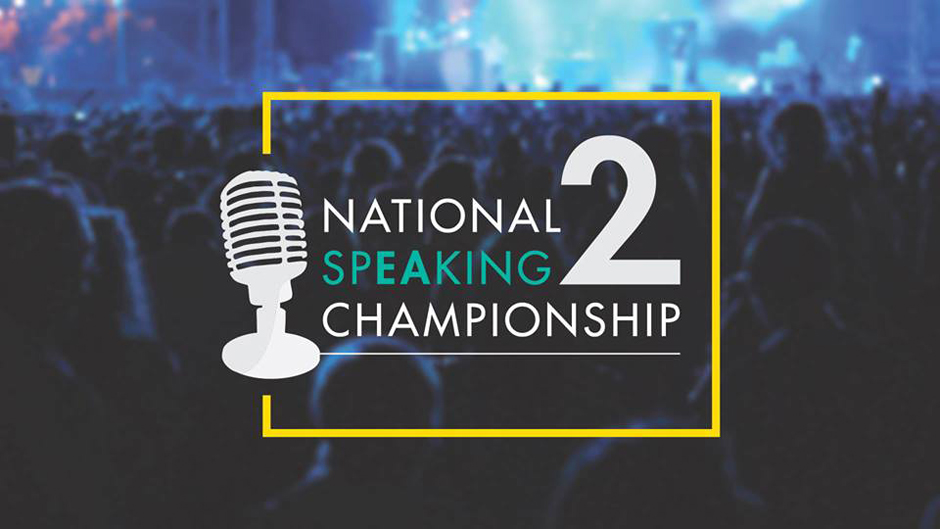 National Speaking Championship 2018 | To Promote Public Speaking. Image Source: Facebook