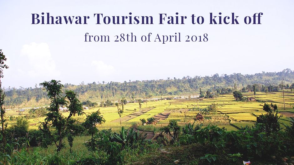 Bihawar Tourism Fair to kick off from 28th of April 2018. Image Source: WikiPedia
