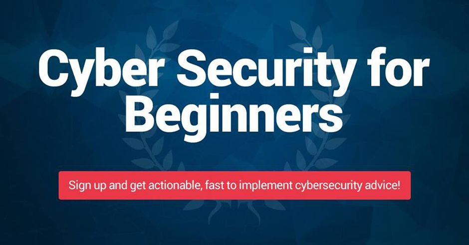 Cyber Security for Girls and Women | For Beginners. Image Source: Facebook