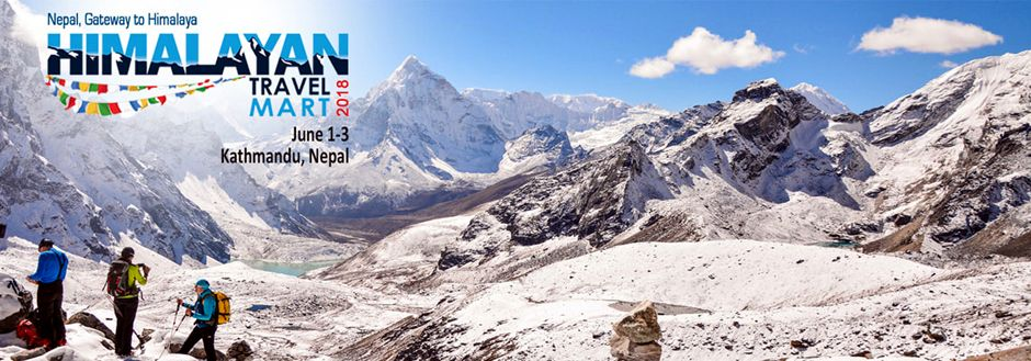 Himalayan Travel Mart 2018 | HTM | Nepal Gateway to the Himalayas. Image Source: ALICE'S ADVENTURES