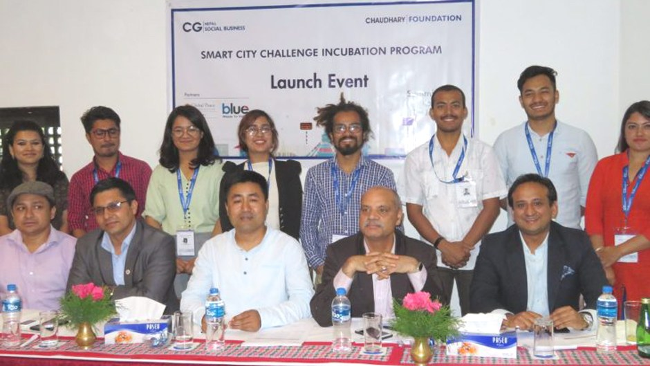 Smart City Incubation Program. Image Source: Glocal Khabar