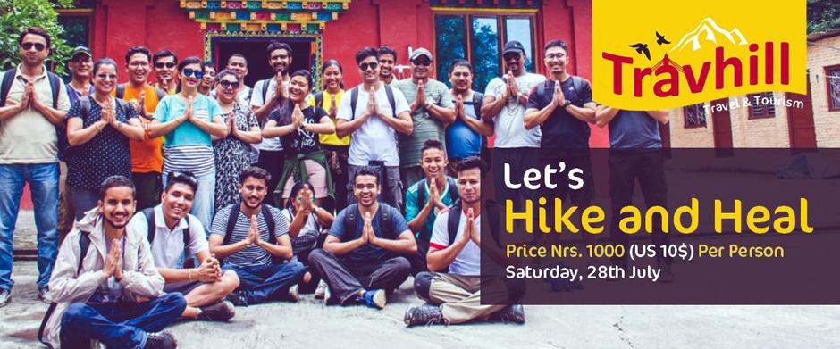 HIKE & HEAL EVENT