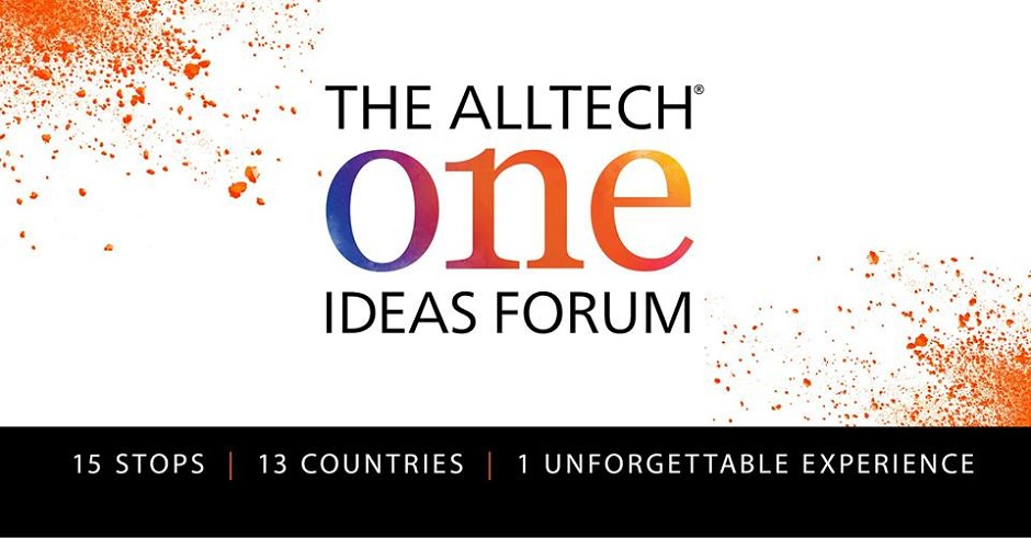 Alltech ONE Ideas Forum – Nepal. Image Source: Facebook