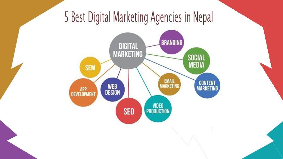 5 Best Digital Marketing Agencies in Nepal. Image Source: Google