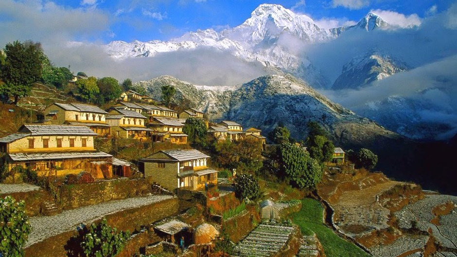 5 Best Places to Visit in Nepal in Winter Season. Image Source: Trekking in Nepal