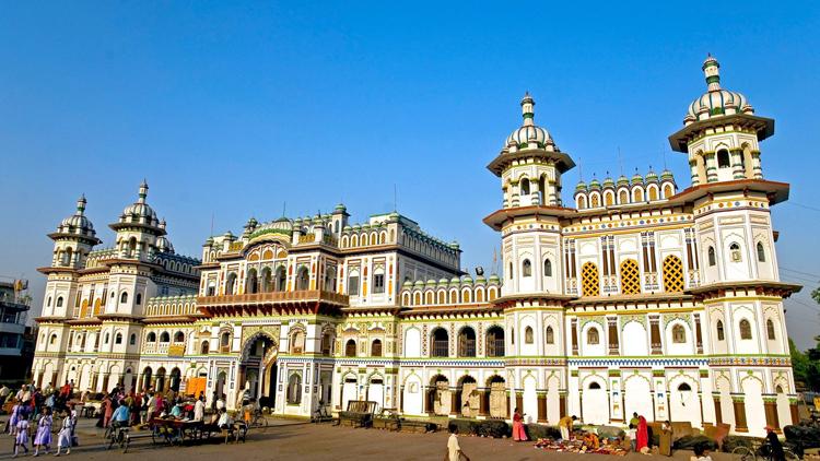 Janakpur. Image Source: Google