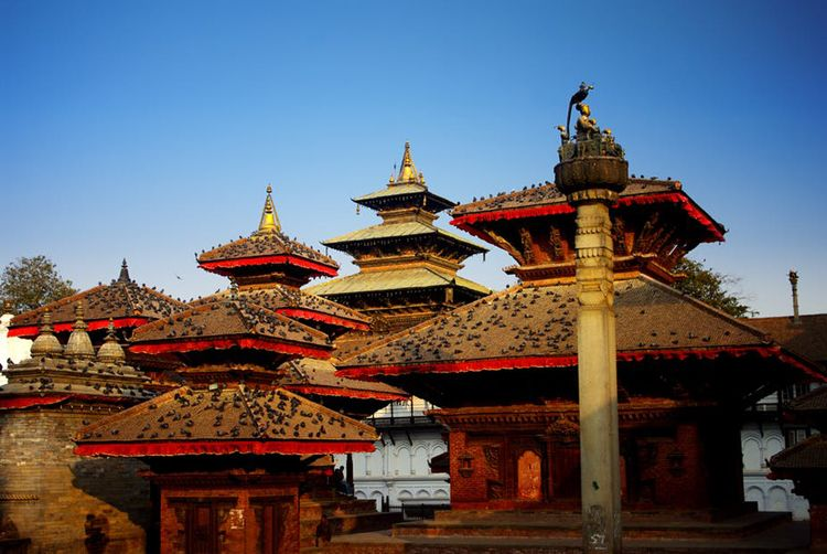 Kathmandu Durbar Square. Image Source: The Conversation