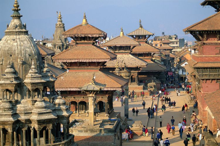 Patan Durbar Square. Image Source: Google