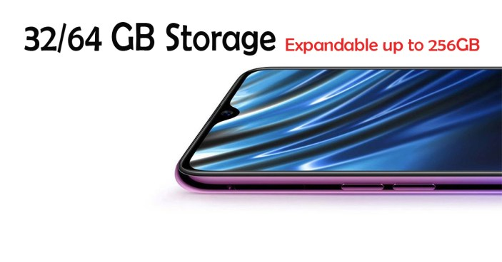 Storage. Image Source: Gadgetbyte Nepal
