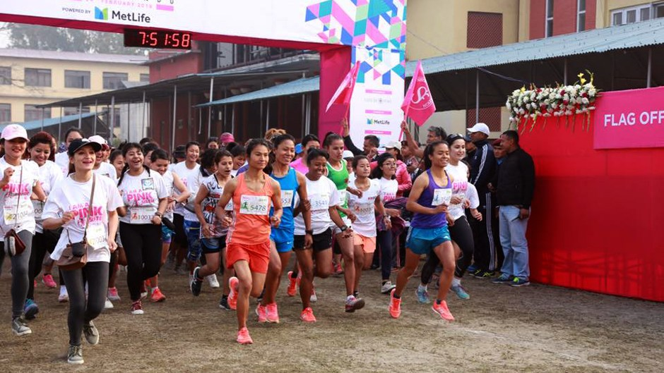 pinkathon Kathmandu 2019