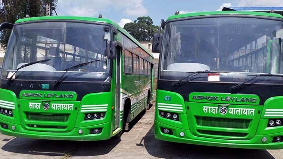 A Plan to Operate Night Bus Service in Kathmandu