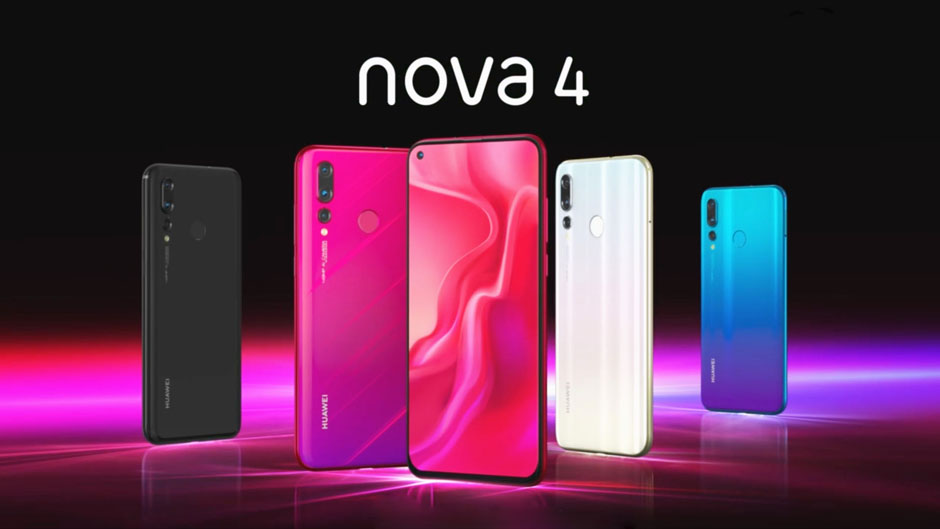 Huawei Nova 4 Launched in Nepal. Image Source: Huawei Central