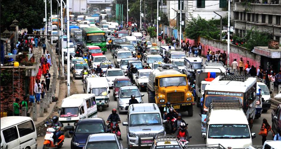 Public Transportation Fare in Kathmandu
