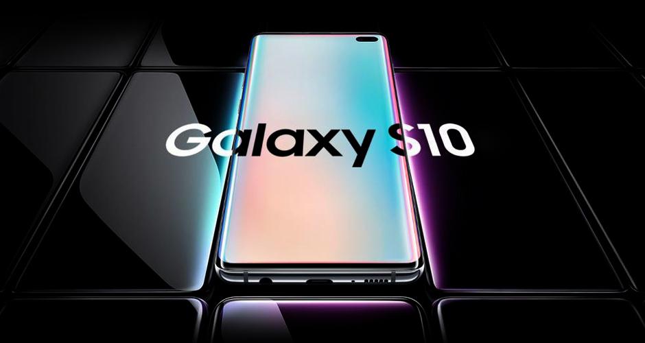 Samsung Unveils its New Giants Samsung Galaxy S10