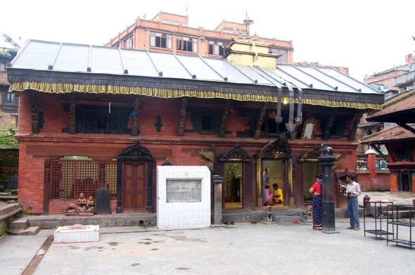 Banglamukhi Temple