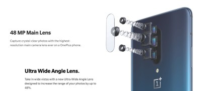 OnePlus 7 pro back cameras