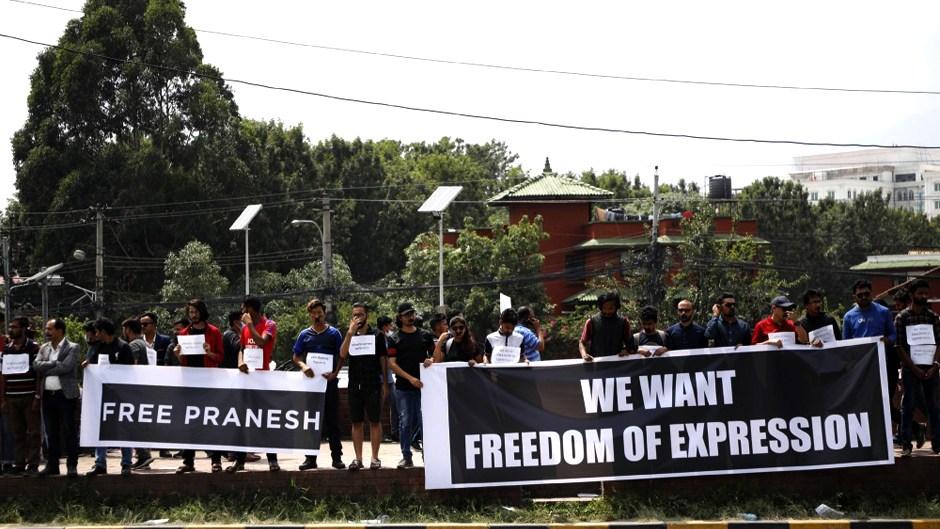 #FreePranesh meme NEPAL vs Bir Bikram 2