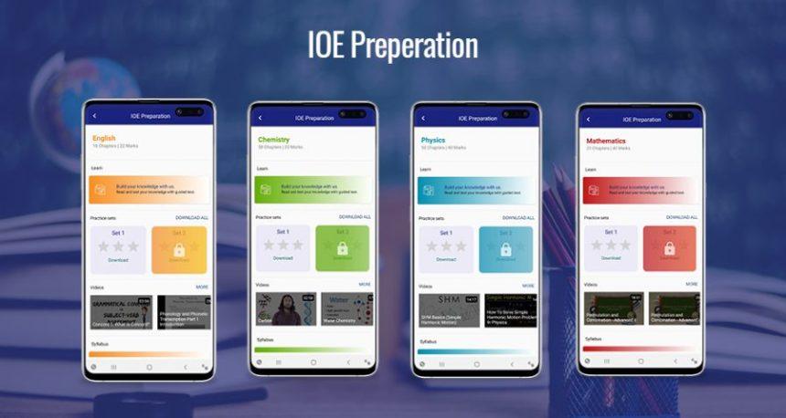 IOE Preparation App