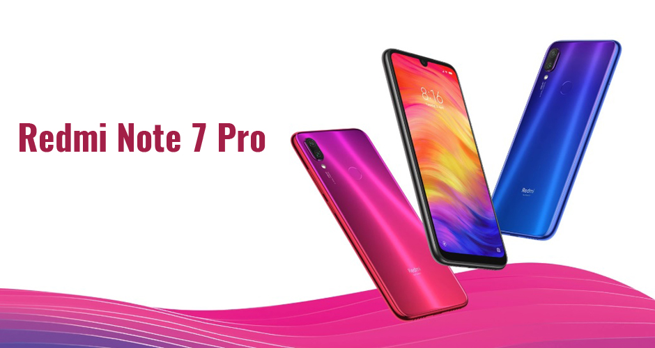 Redmi Note 7 Pro to Launch in nepal
