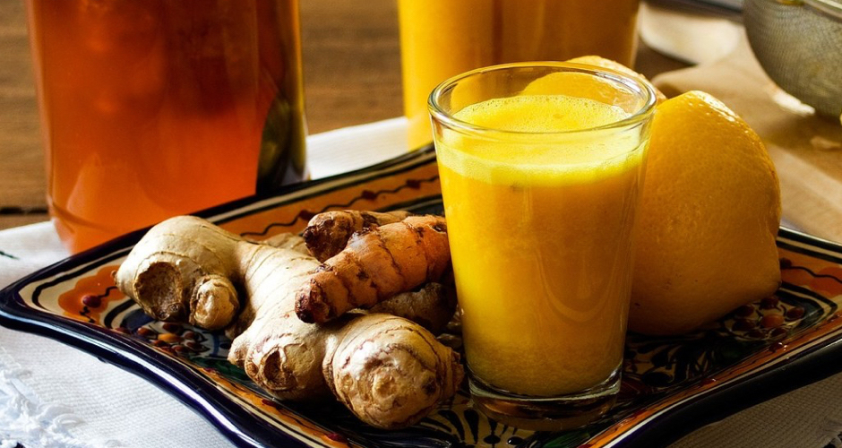 Health Benefits of Ginger Shots