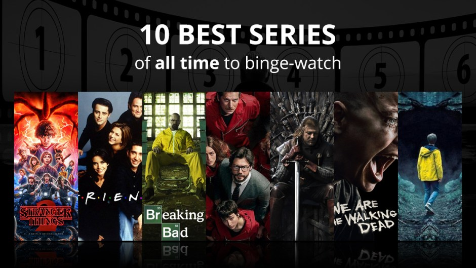 10 Best Series of ALL TIME