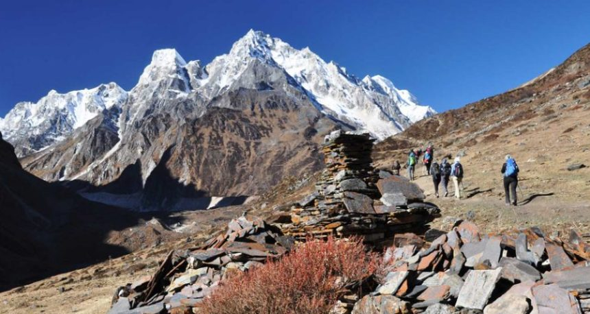 Manaslu - Best Trekking Trails in Nepal