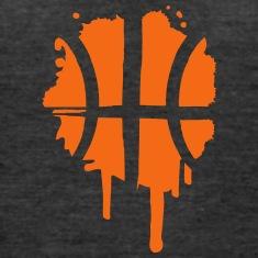 Basketball-graffiti-Women-s-T-Shirts
