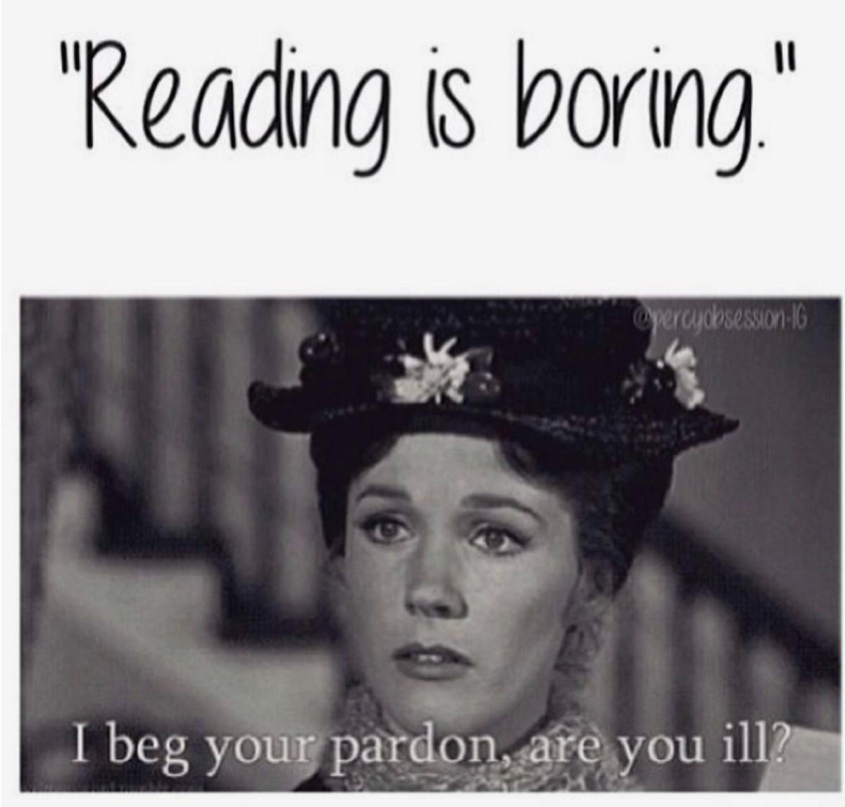 What I'm Reading - February 2019