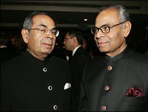 Richest person of India - Shrichand and gopichand Hinduja
