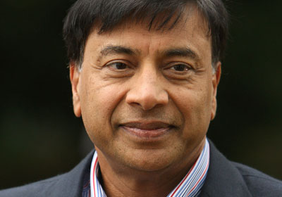Richest person of India - lakshmi-mittal